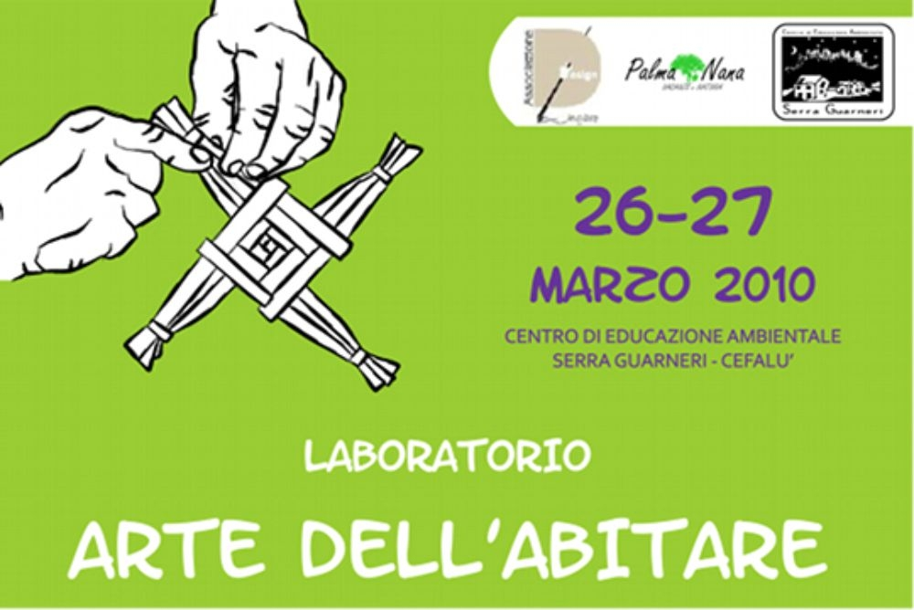 LABORATORIO ARTE DELL'ABITARE