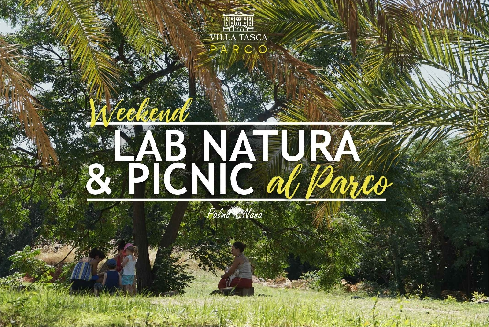 Lab Natura e Picnic - Weekend al Parco